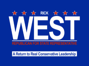West Campaign Sign
